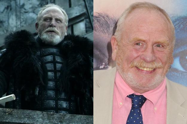 Lord Comandante Jeor Mormont