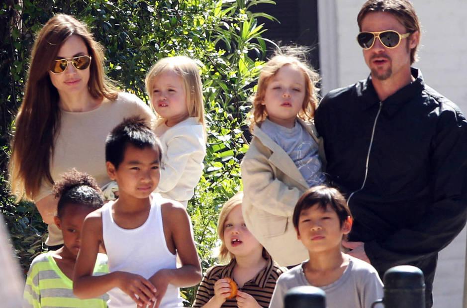 Jolie-Pitt Kids